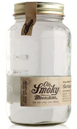 Ole Smoky Moonshine White Lightnin